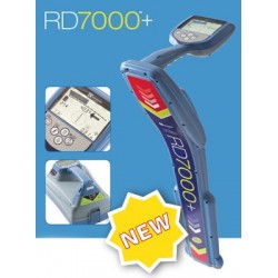 RD7000+ Локатор кабелей и труб коммунальных систем